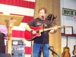 Archie Doston of The Dotson Family at Tannehill Opry.