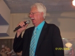 John Reiter does an excellent job singing Bass at Klondyke Gospel Music Center on March 23, 2013.